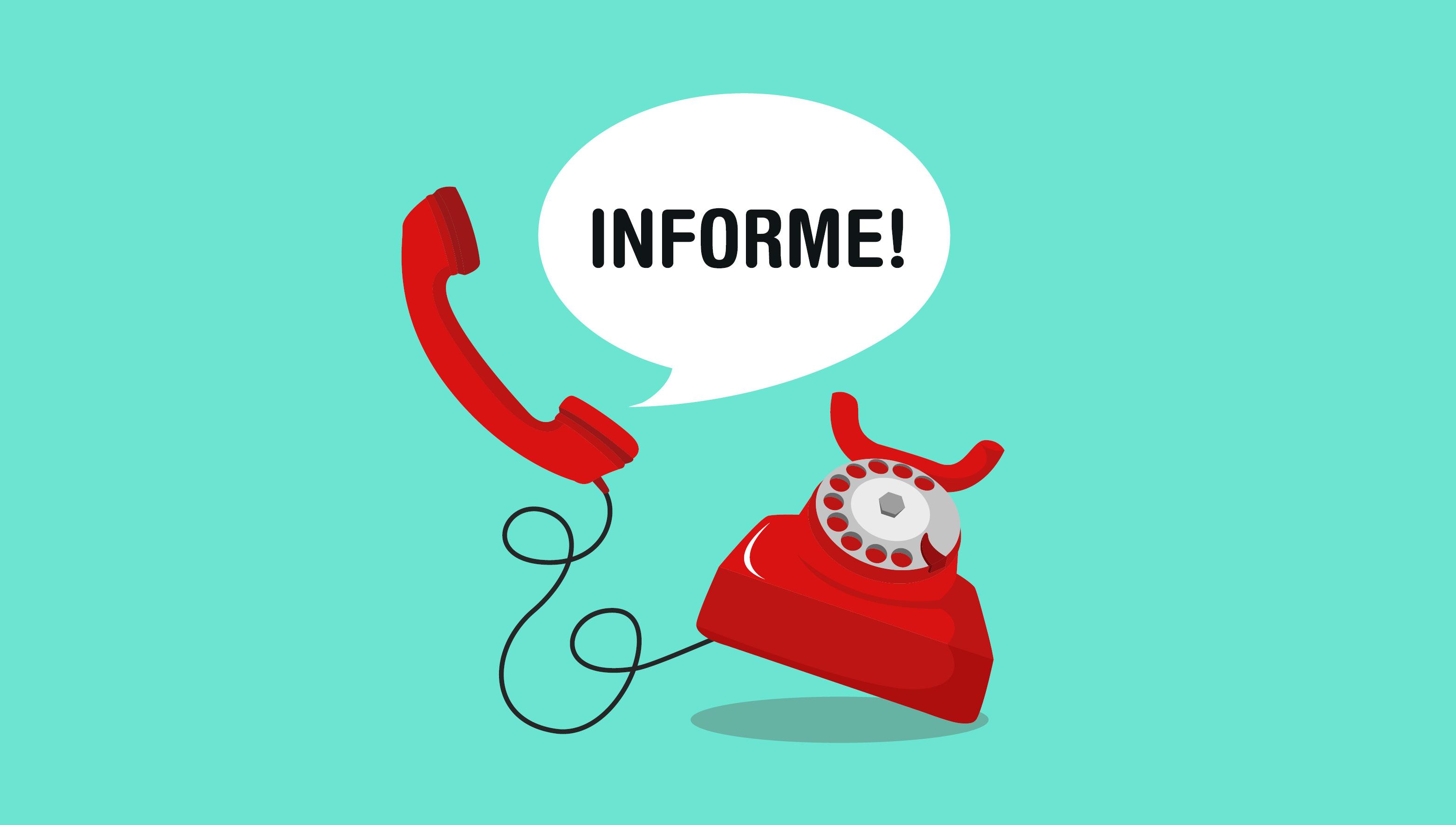 Telefones do Campus continuam sem receber e fazer ligações