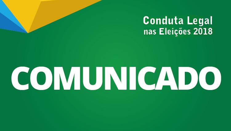 Ifes suspende ações de publicidade institucional durante o período eleitoral